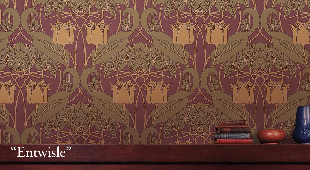 Bradbury Bradbury Wallpapers Victorian And Arts Crafts
